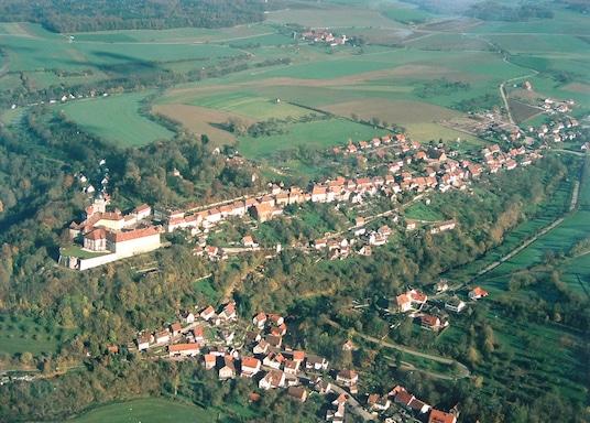 Schrozberg, Németország