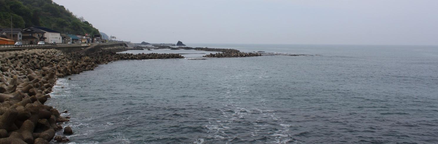 溫海, 日本