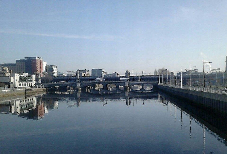 Tradeston, Glasgow, Schotland, Verenigd Koninkrijk