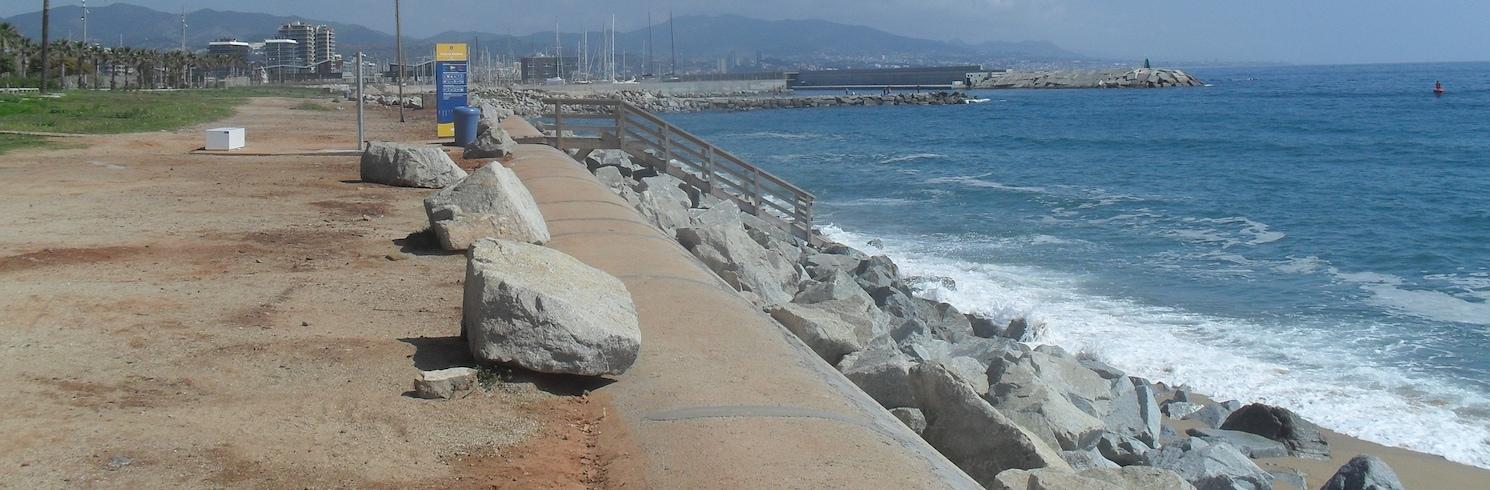 Badalona, Sepanyol