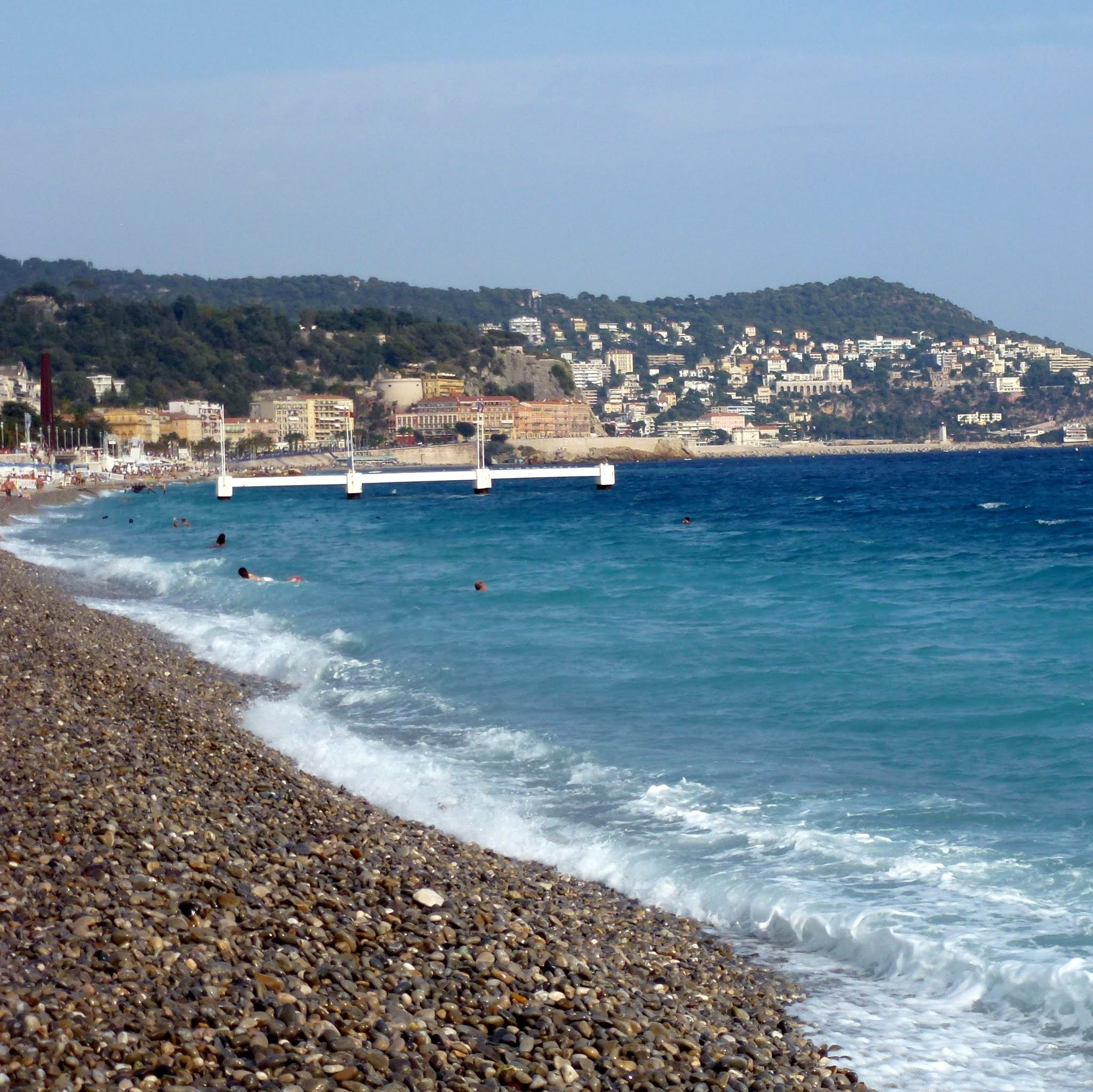 Sporting Plage, Nice, Alpes-Maritimes, France