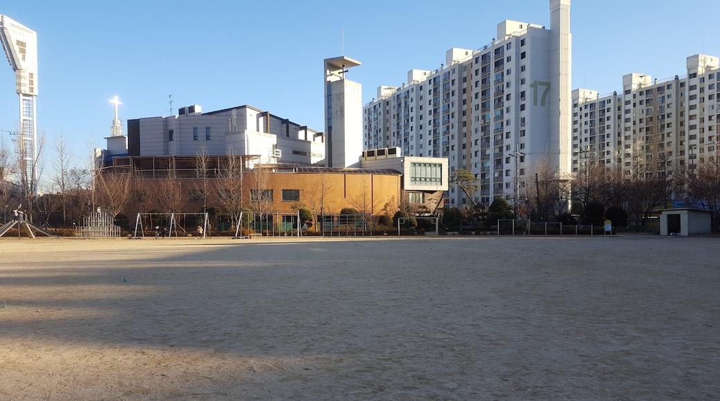 "Foto ""Anyang"" de 고려 (CC BY) / Recortada do original"