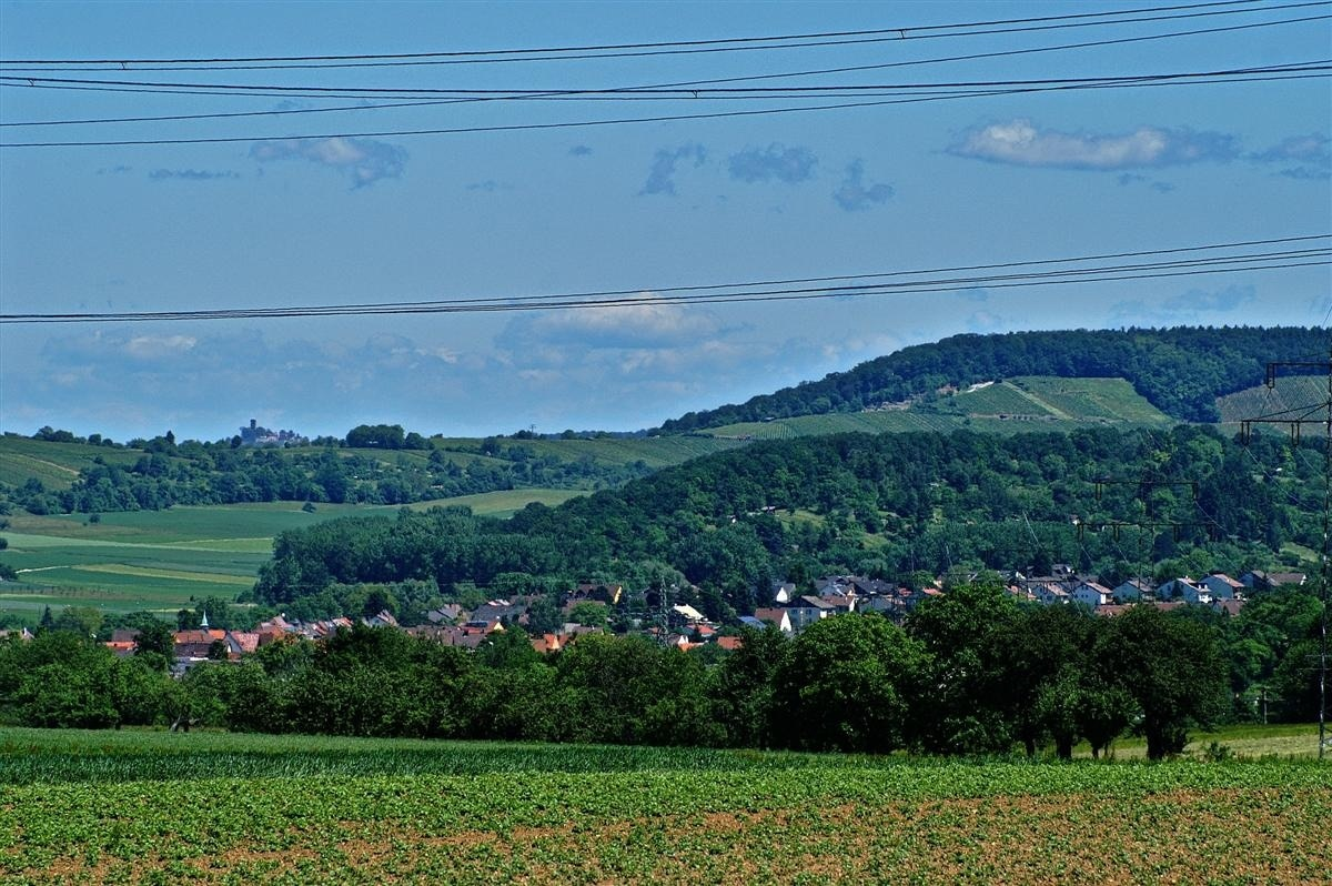 Bretten, Baden-Wuerttemberg, Duitsland