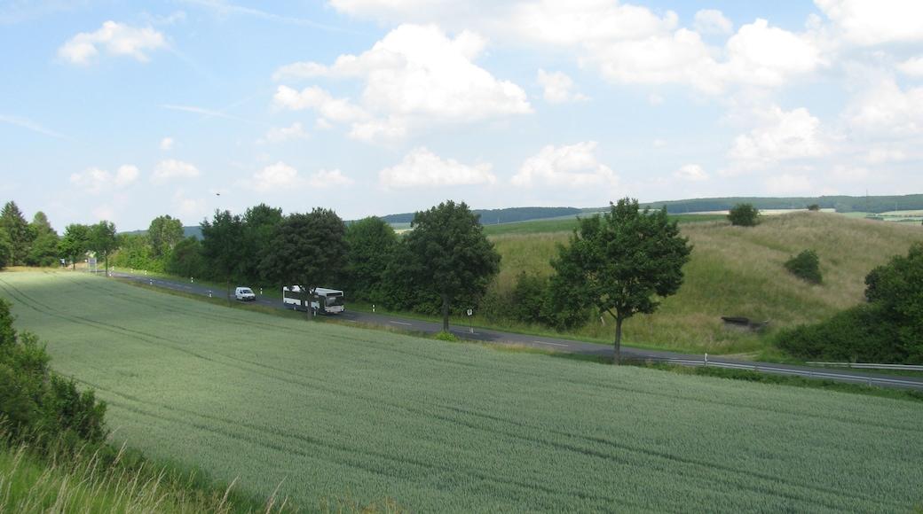 """Foto """"Bad Gandersheim"""" von GeorgDerReisende (page does not exist) (CC BY-SA)/zugeschnittenes Original"""