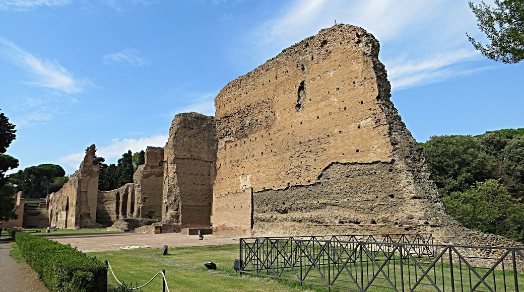 "Photo ""Baths of Caracalla"" by Mister No (CC BY) / Cropped from original"
