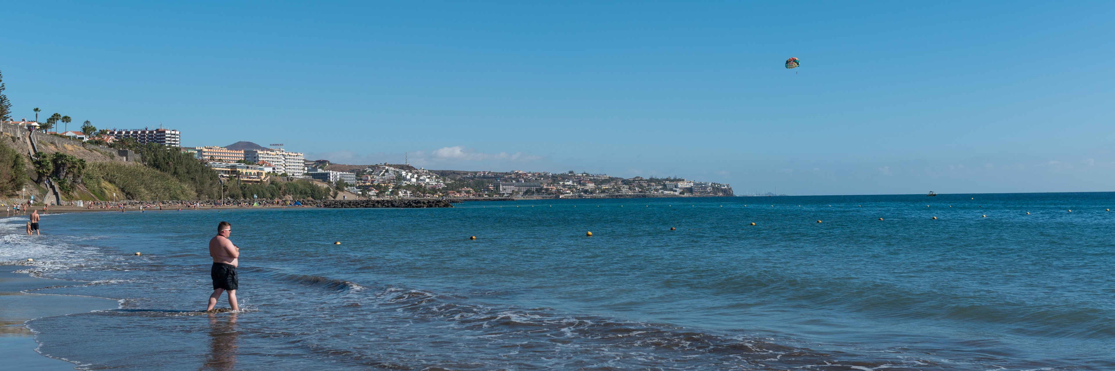 English Beach, San Bartolome de Tirajana, Canary Islands, Spain