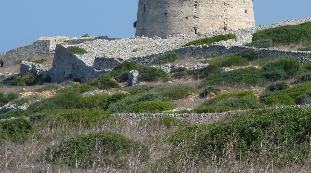 «Es Castell», photo de LucT (CC BY-SA) / rognée de l'originale