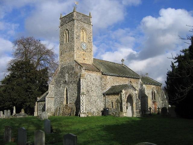 Bramerton, Norwich, England, Großbritannien