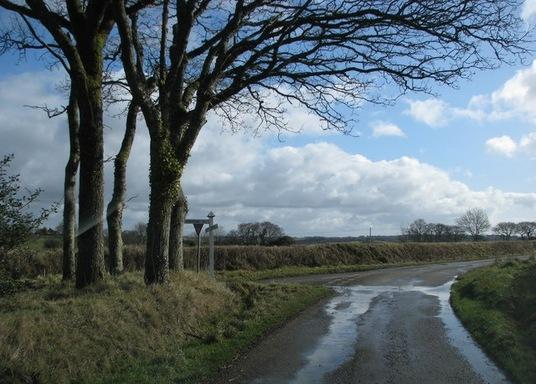 Sampford Courtenay, Bretland
