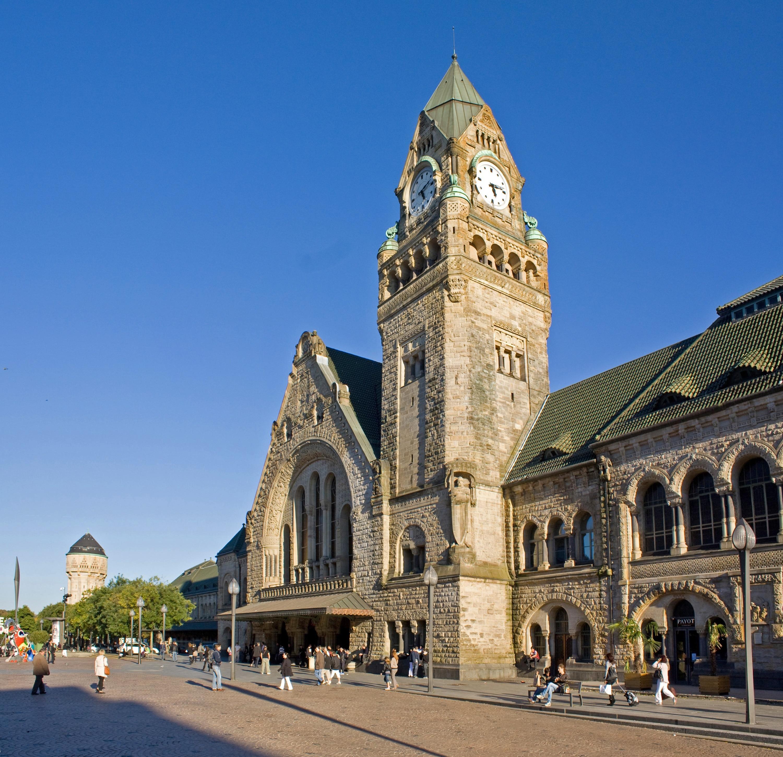 Nouvelle Ville, Metz, Moselle (Department), Frankreich