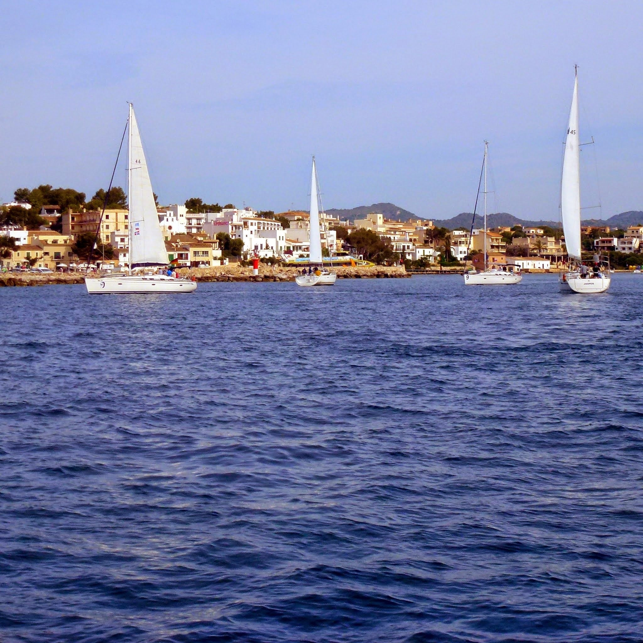 Portopetro, Santanyi, Balearic Islands, Spain