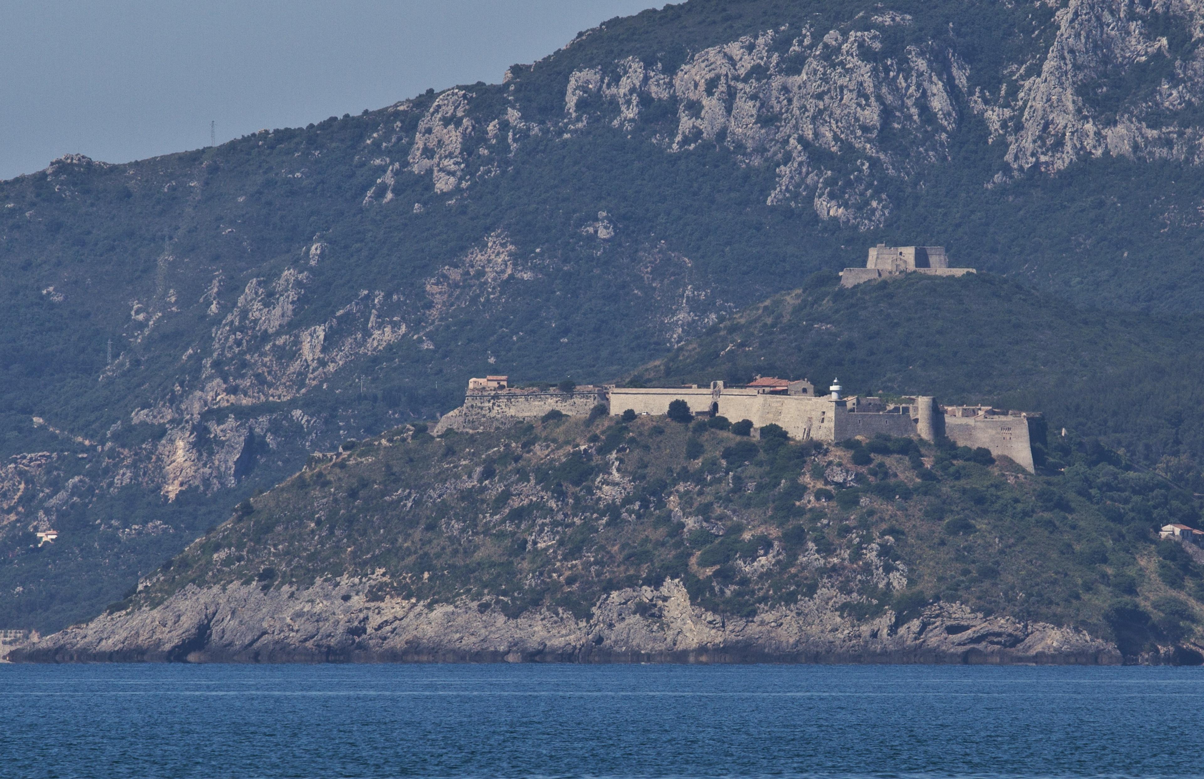 Ansedonia, Orbetello, Toskana, Italien