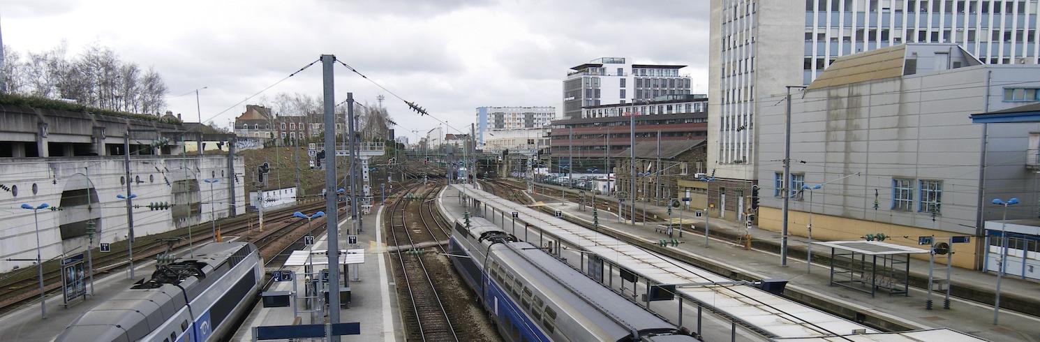 Rennes, Francja