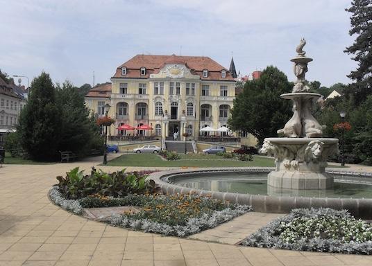 Teplice, Republik Cheko