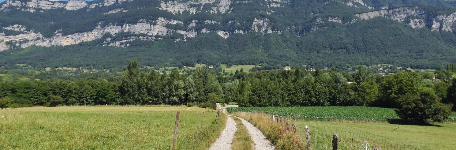 Aix-les-Bains (and vicinity), France