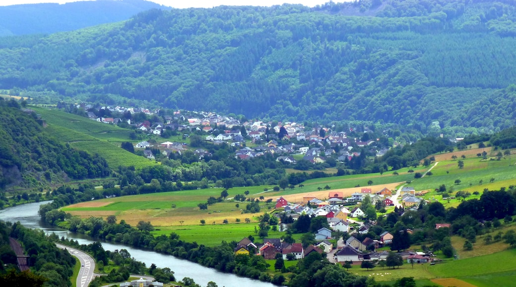 "Photo ""Saarburg"" by giggel (CC BY) / Cropped from original"