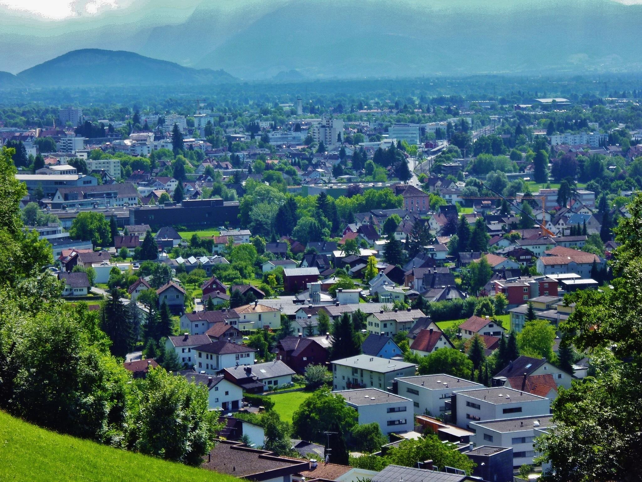 Dornbirn, Vorarlberg, Österreich