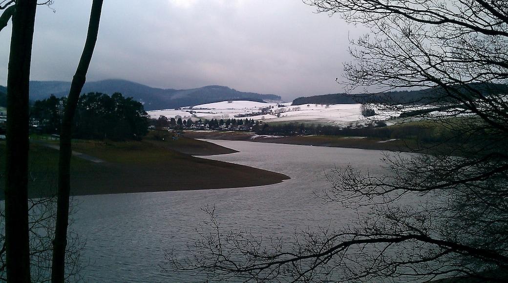 """Foto """"Diemelsee"""" von giggel (CC BY)/zugeschnittenes Original"""