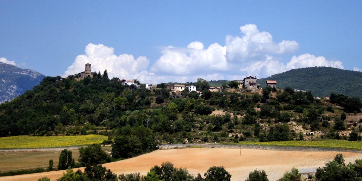 La Fueva, Aragon, Spain