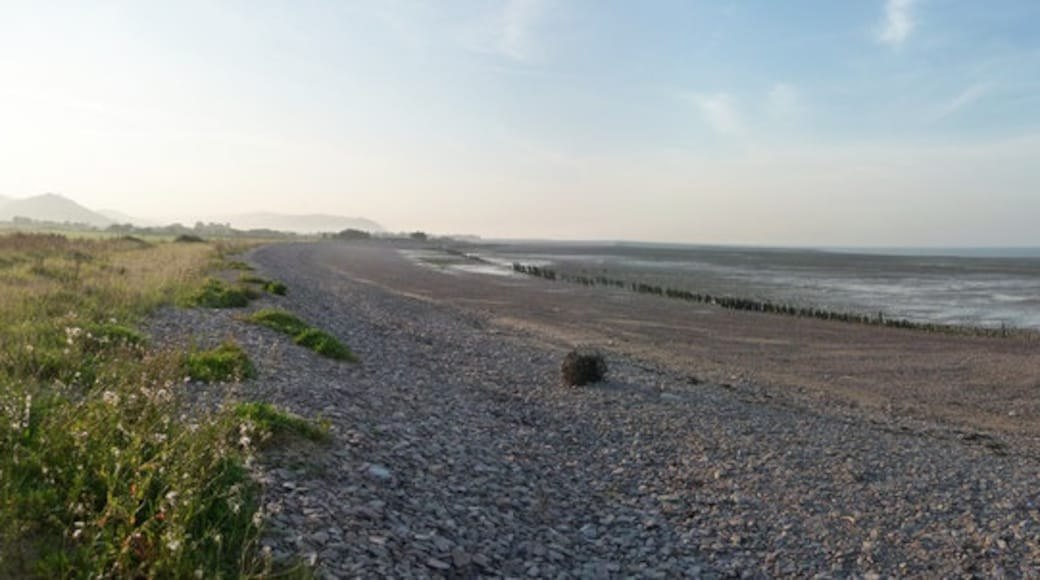"""Photo """"Dunster Beach"""" by Lewis Clarke (CC BY-SA) / Cropped from original"""