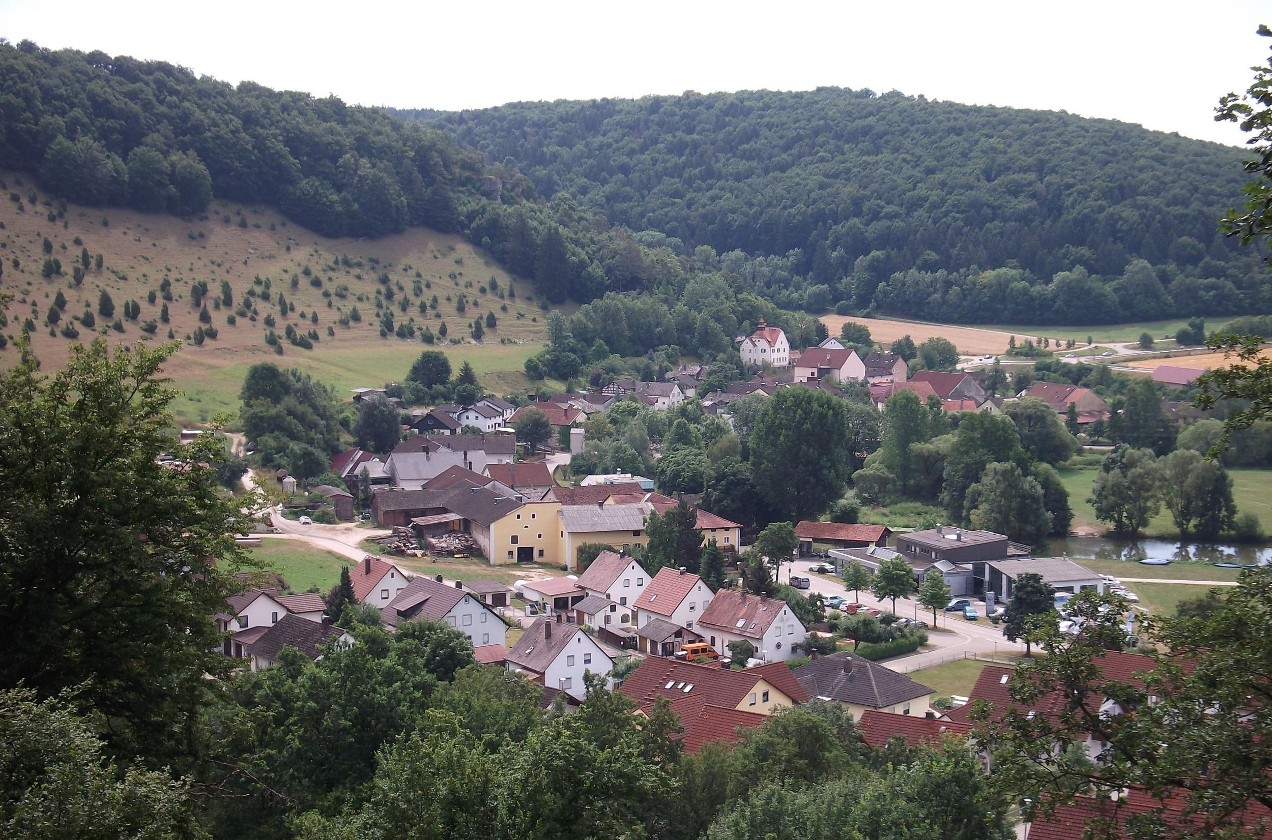 Pappenheim, Beieren, Duitsland