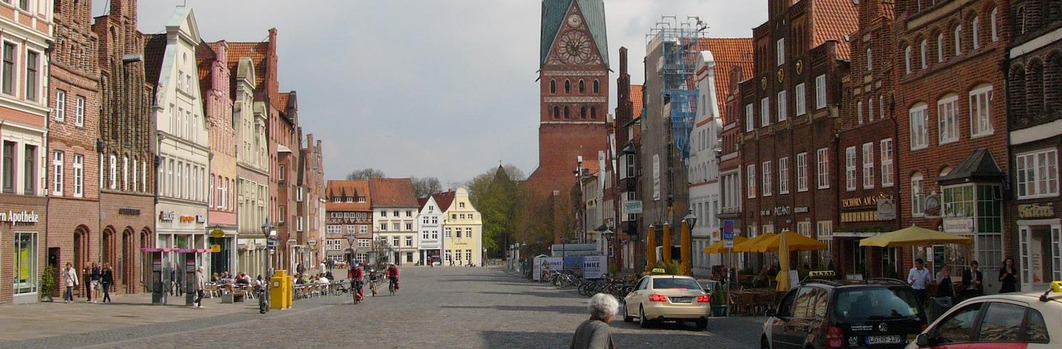 Lüneburger Altstadt, Alemania