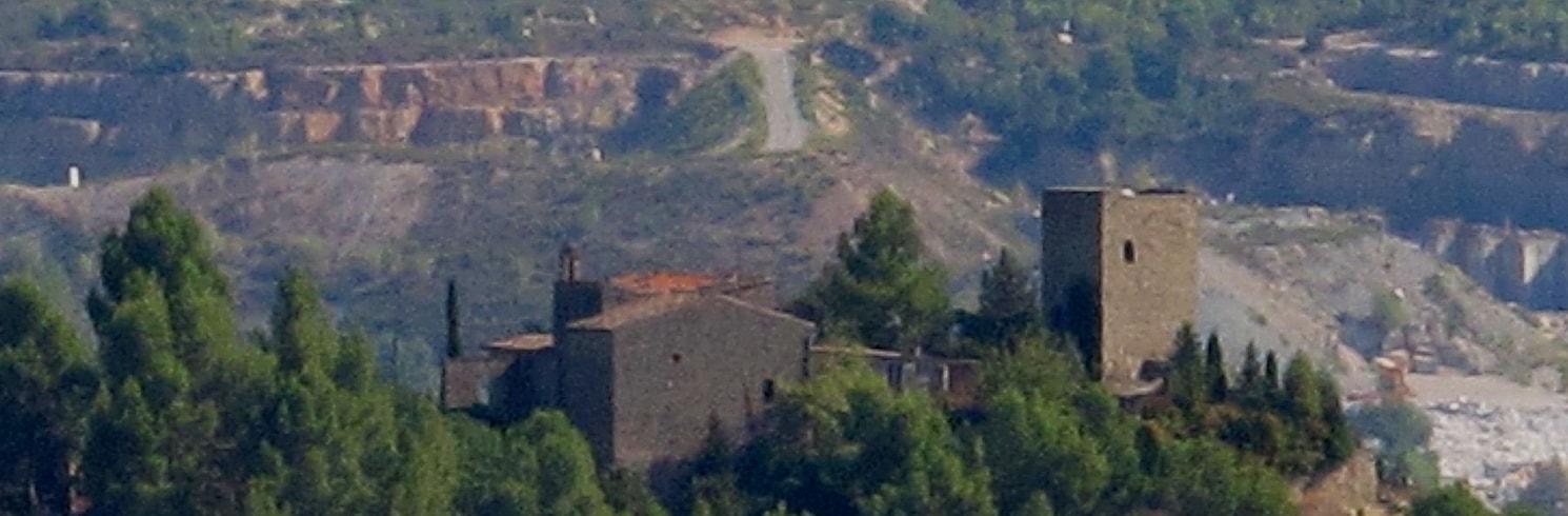Sant Vicenc de Castellet, Spain