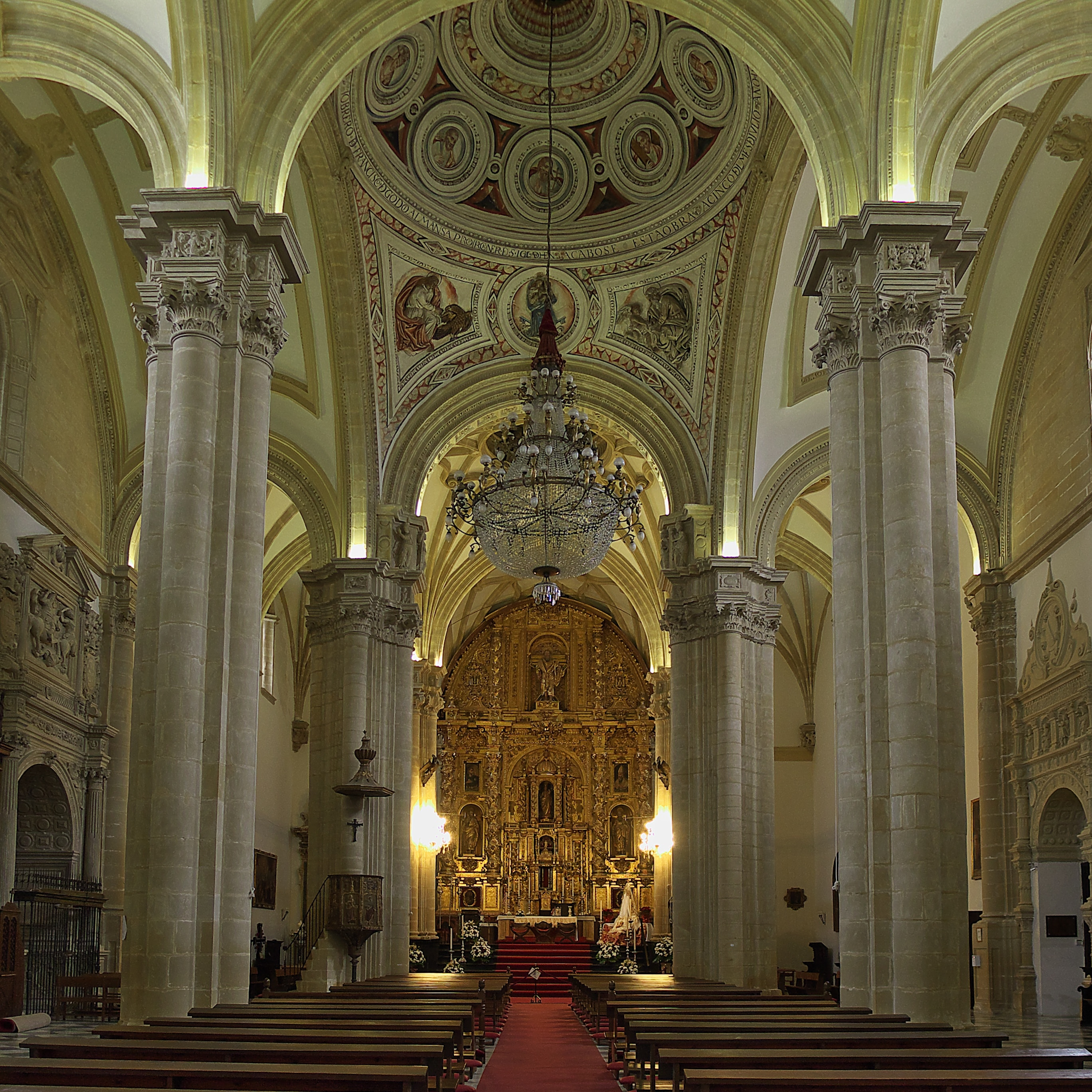 Baeza, Andalusia, Spain