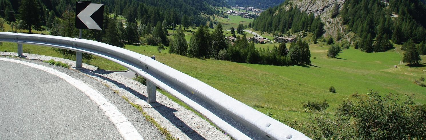 La Thuile, Italië