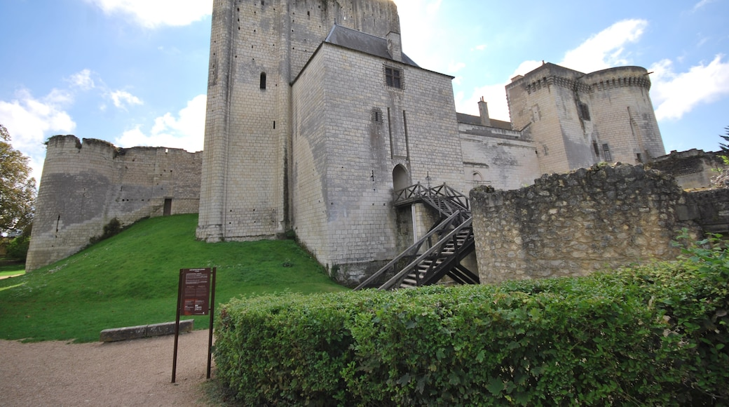 """Photo """"Chateau de Loches"""" by N.duske (page does not exist) (CC BY-SA) / Cropped from original"""