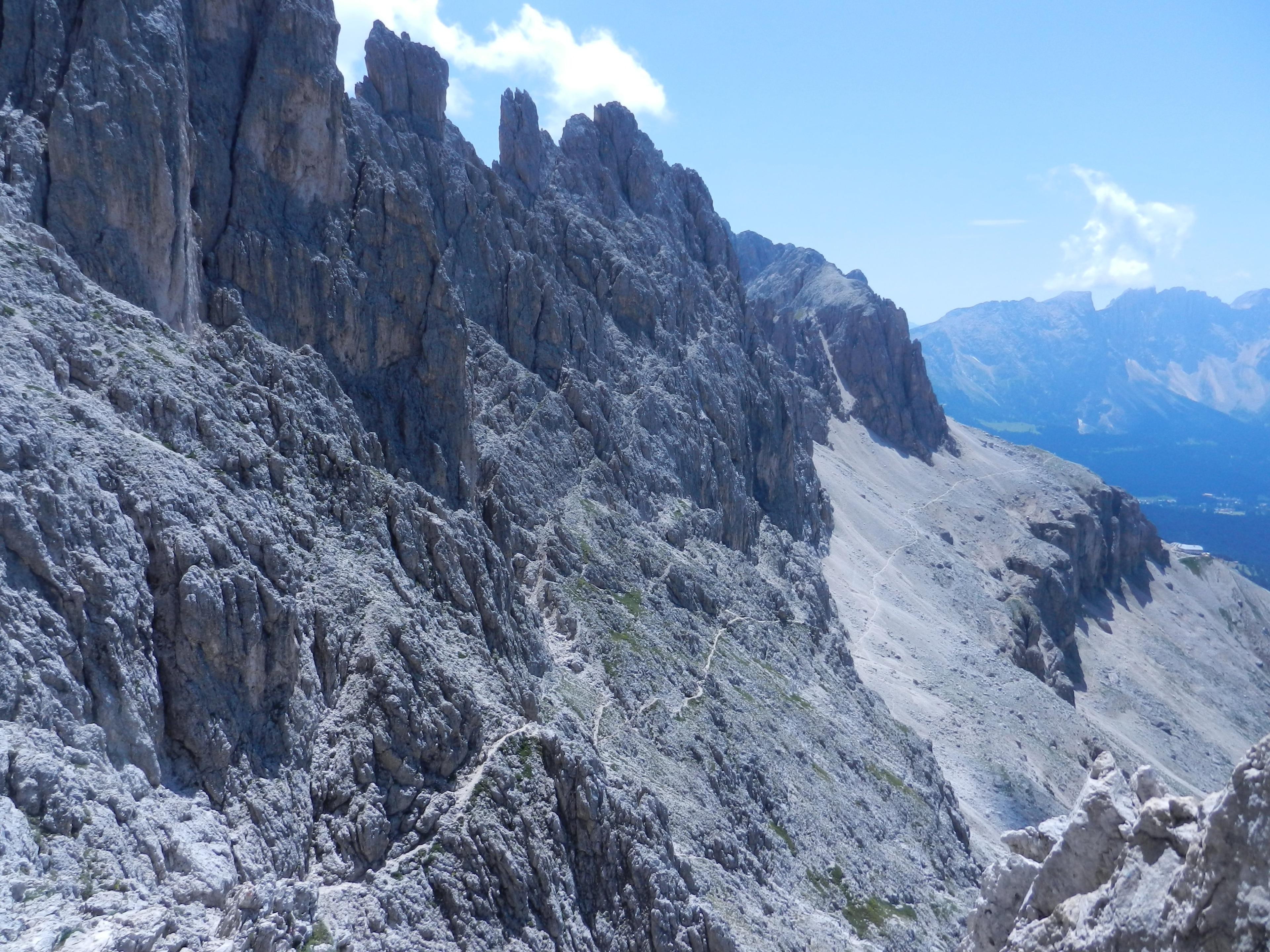 Tiers, Italien