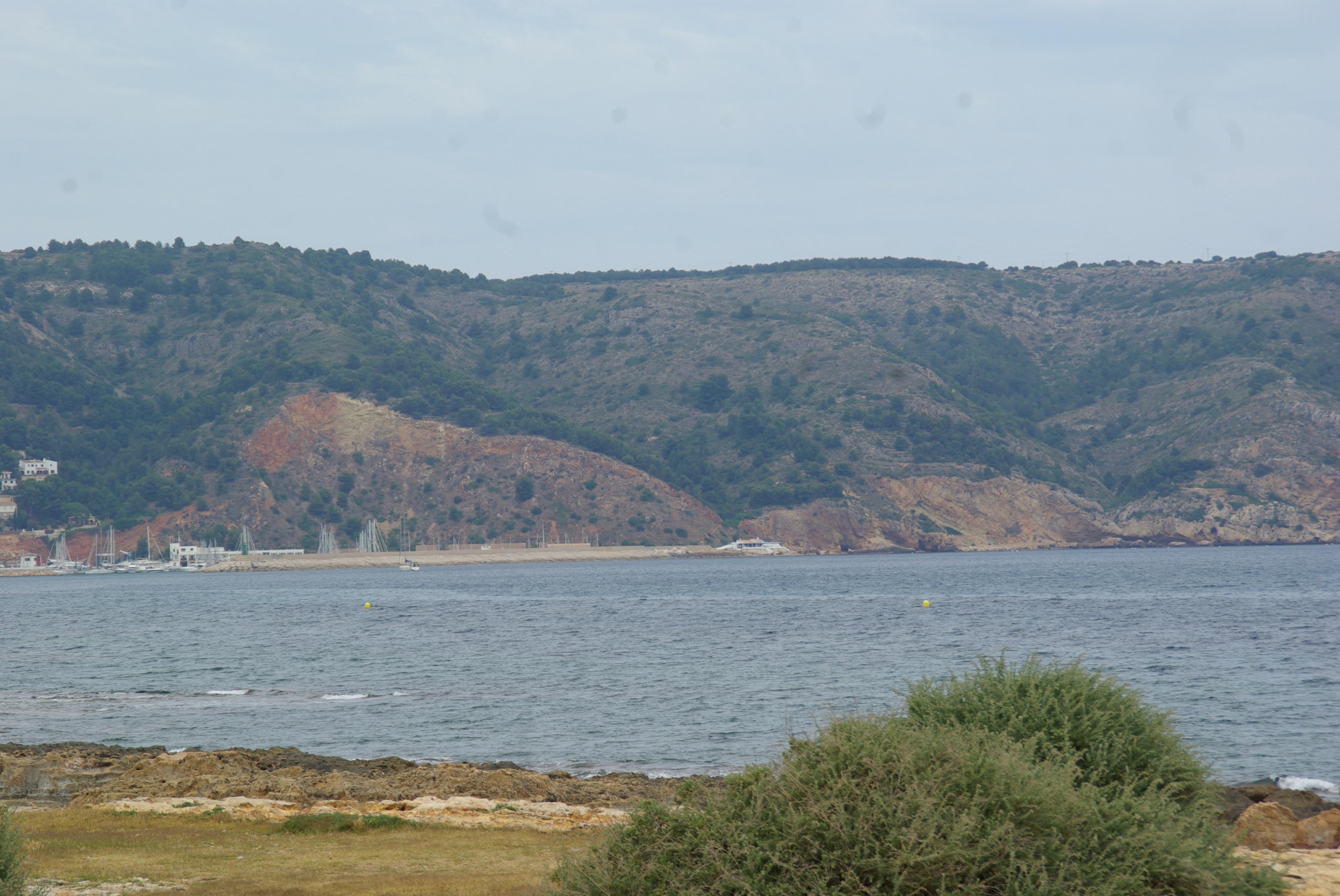Javea Bay, Spain