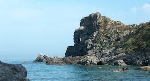 Caminia strand