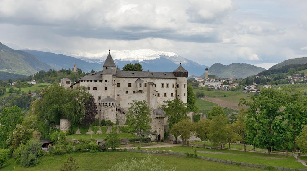 """Foto """"Schloss Prösels"""" von Moroder (CC BY-SA)/zugeschnittenes Original"""