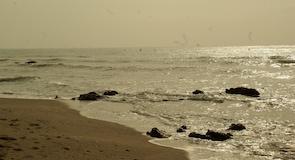 Пляж Ла-Луна
