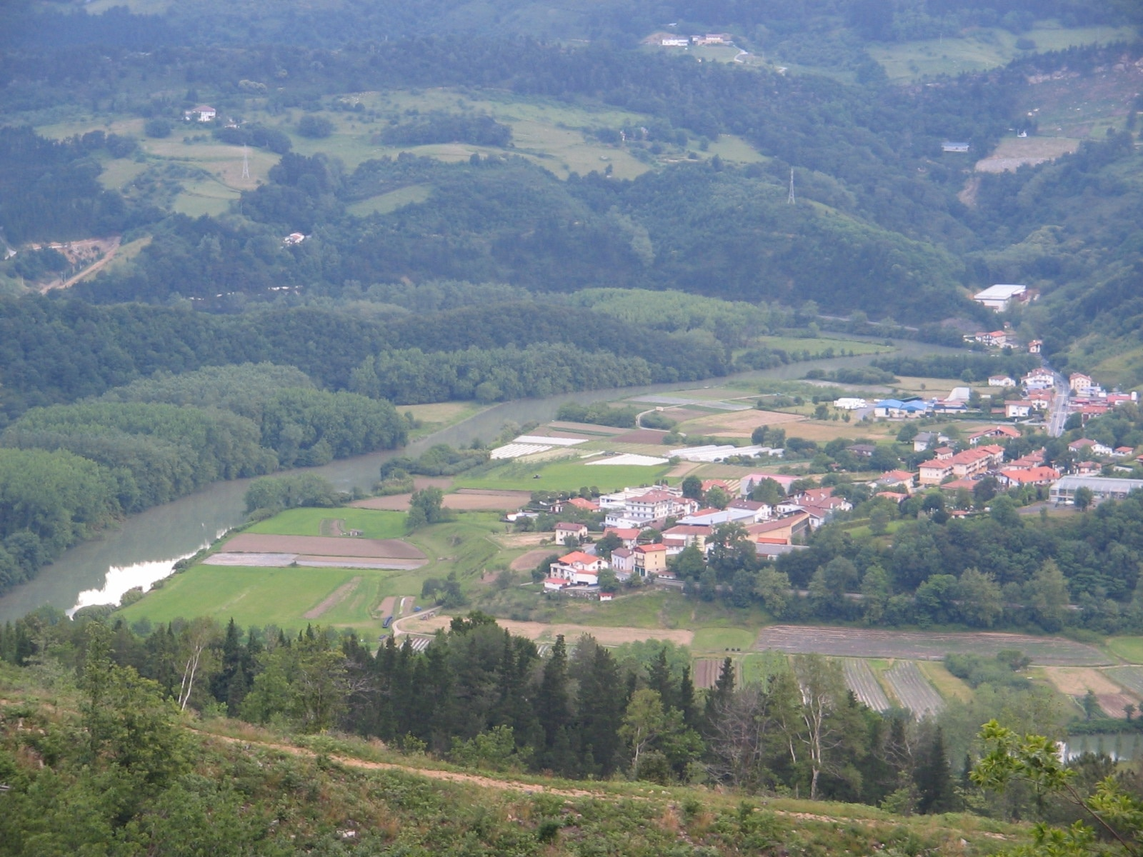 Usurbil, Basque Country, Spain