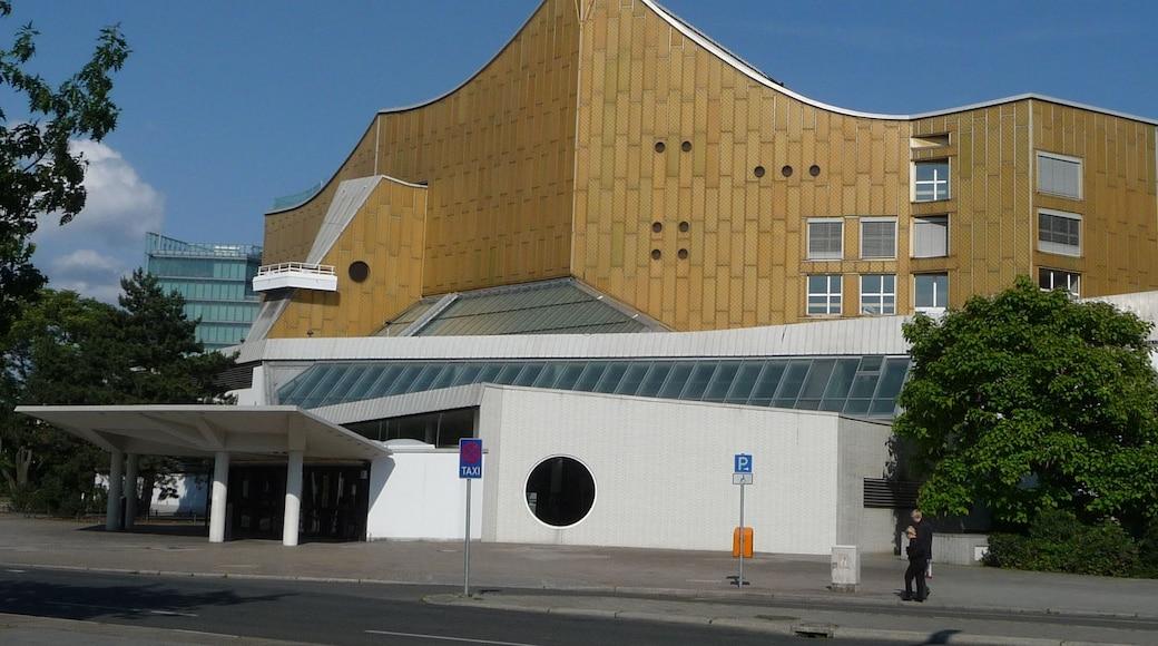 """Foto """"Berliner Philharmonie"""" von Immanuel Giel (CC BY)/zugeschnittenes Original"""