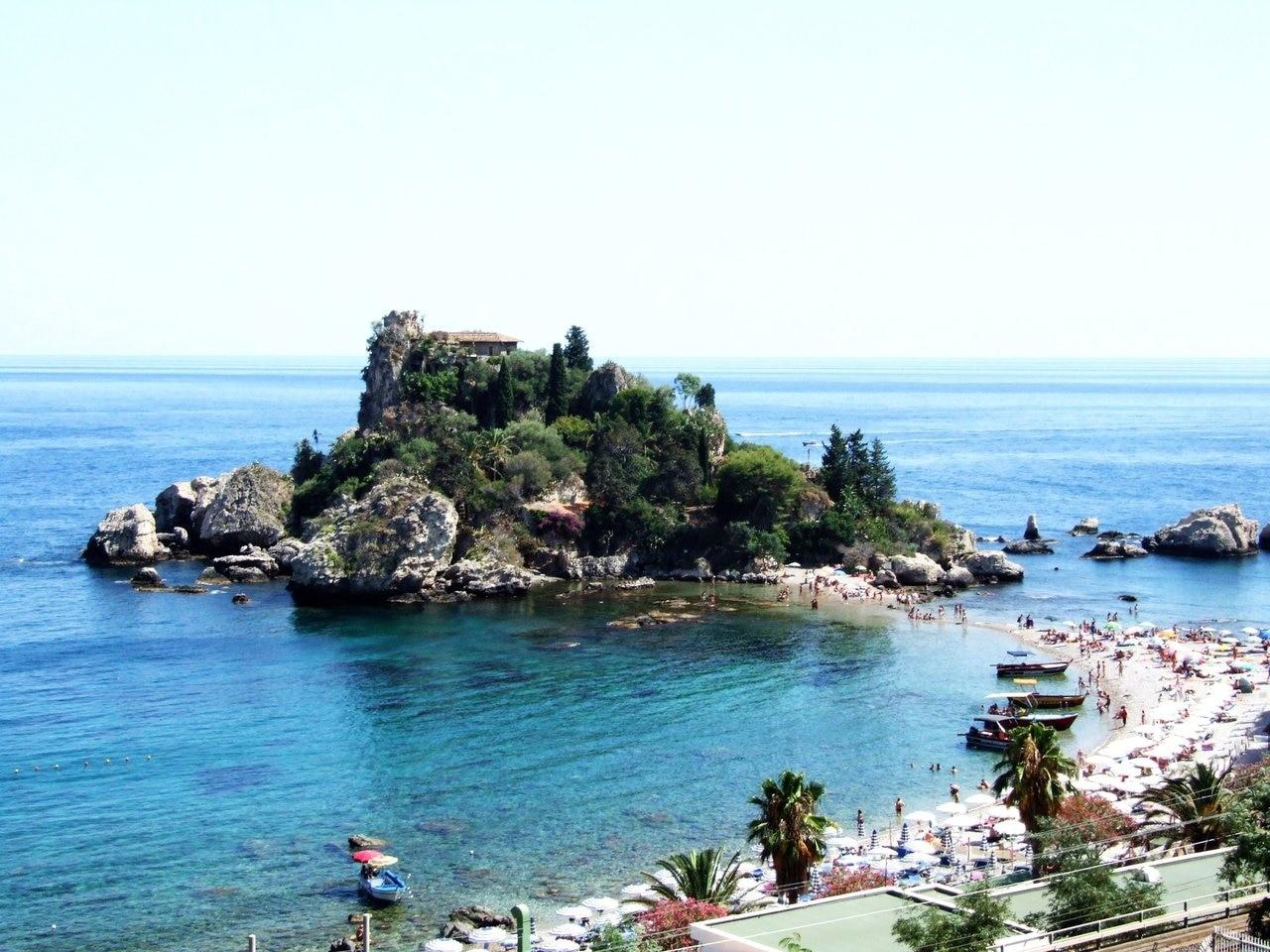 Mazzaro, Taormina, Sicily, Italy