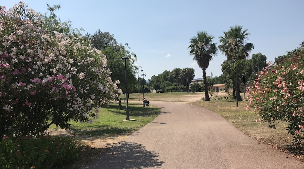 """Foto """"Parque Fausto Noce"""" por Benoît Prieur (CC BY-SA) / Recortada de la original"""