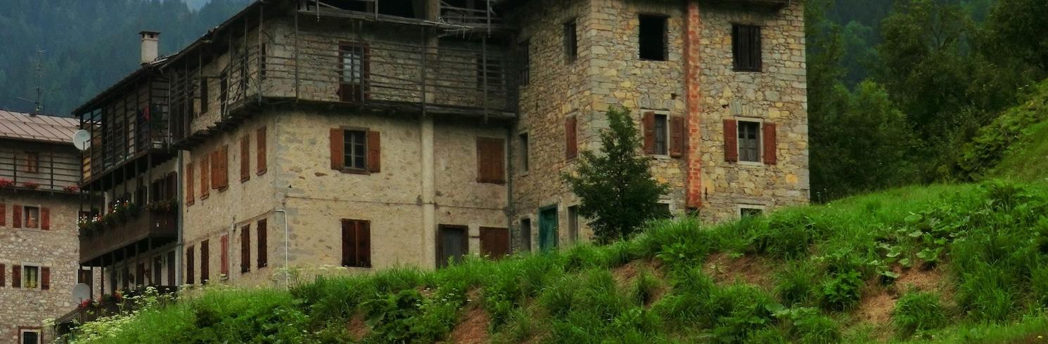 Forni di Sopra, İtalya