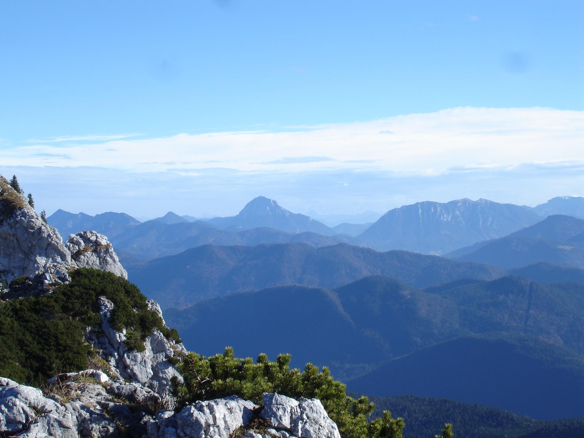 Lenggries, Bayern, Deutschland