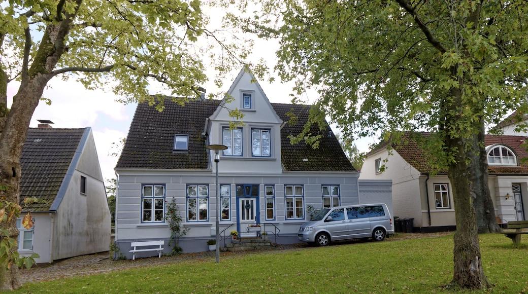 """Foto """"Schleswig"""" von Pelz (CC BY-SA)/zugeschnittenes Original"""