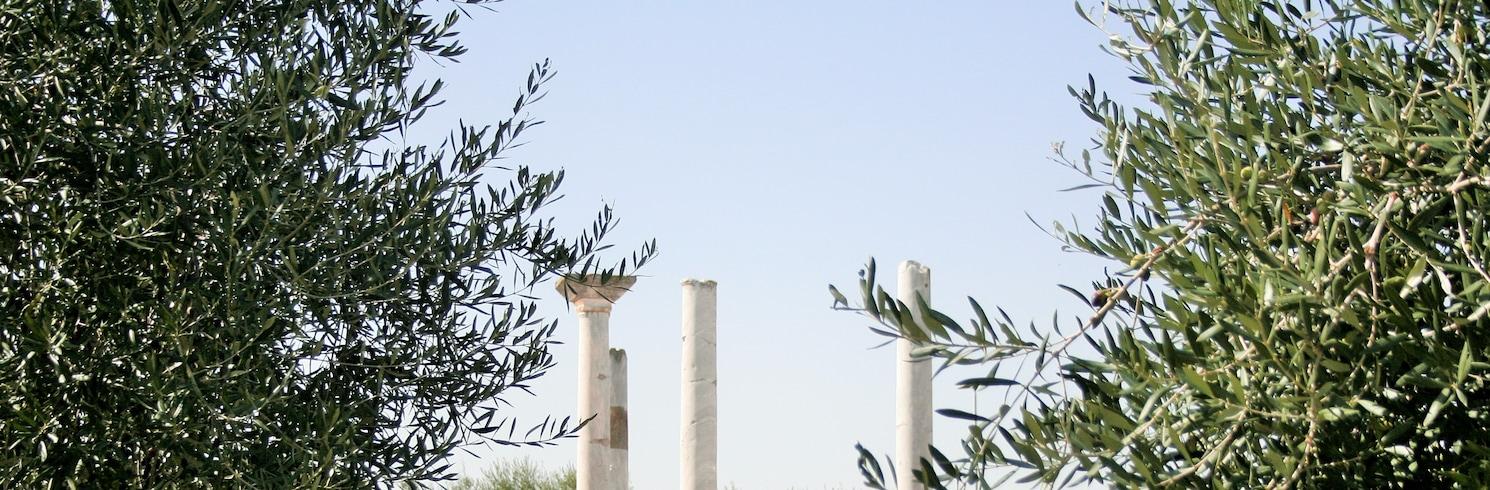Canosa di Puglia, Italien