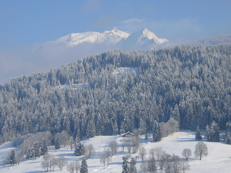 Demi-Quartier, Haute-Savoie, France
