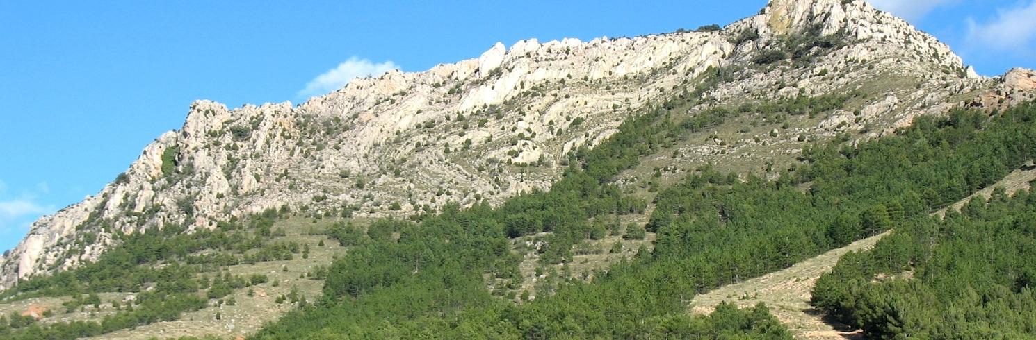 Okręg Cuencas Mineras, Hiszpania
