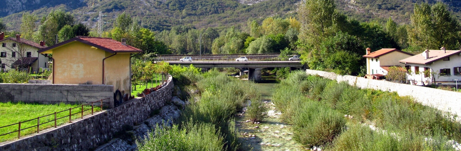 Venzone, Italien