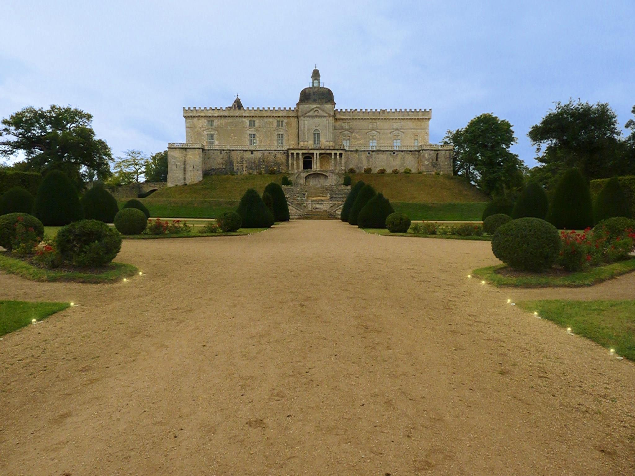 Château de Vayres, Vayres, Gironde (departement), Frankrijk