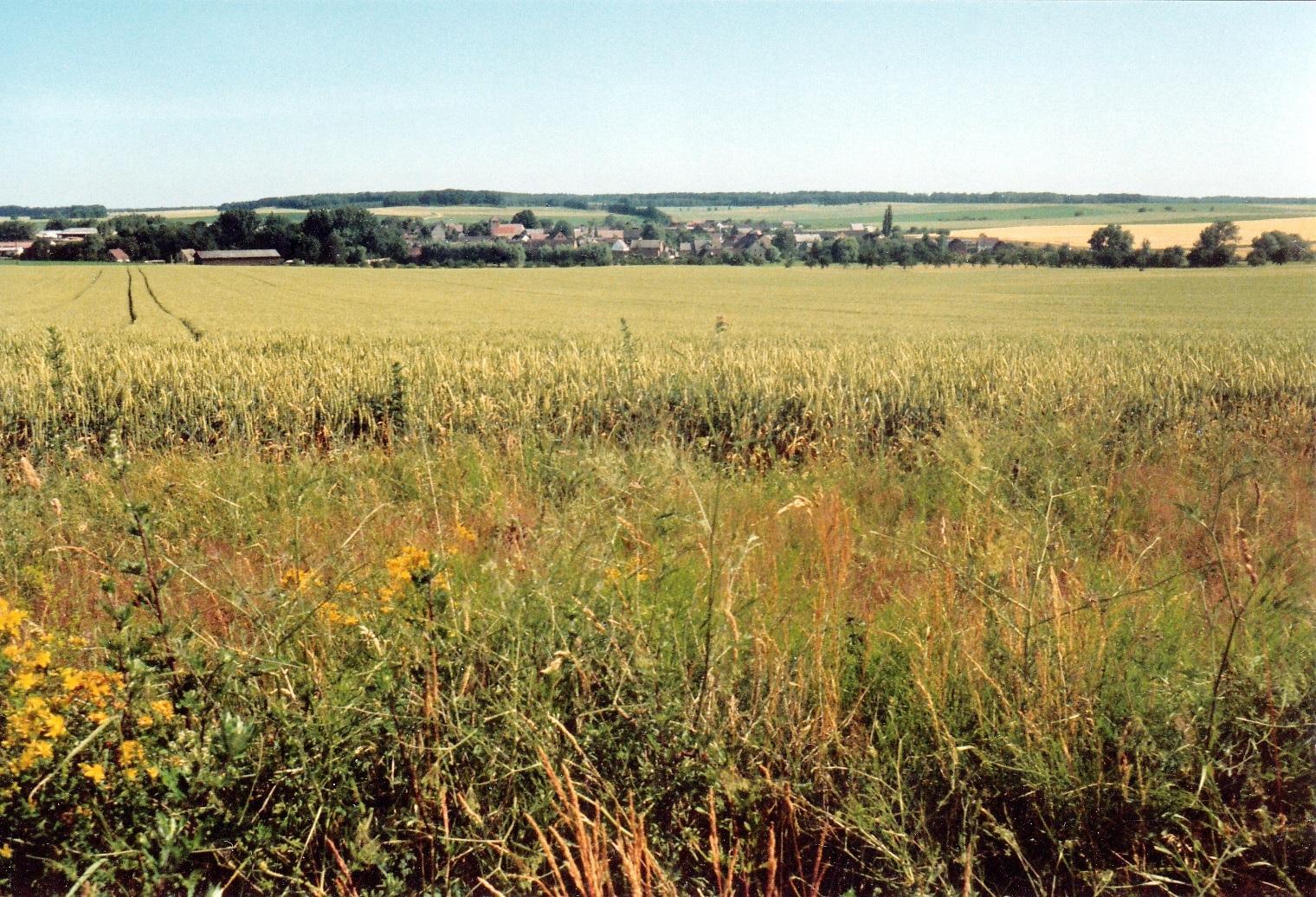 Altenhausen, Saksen-Anhalt, Duitsland