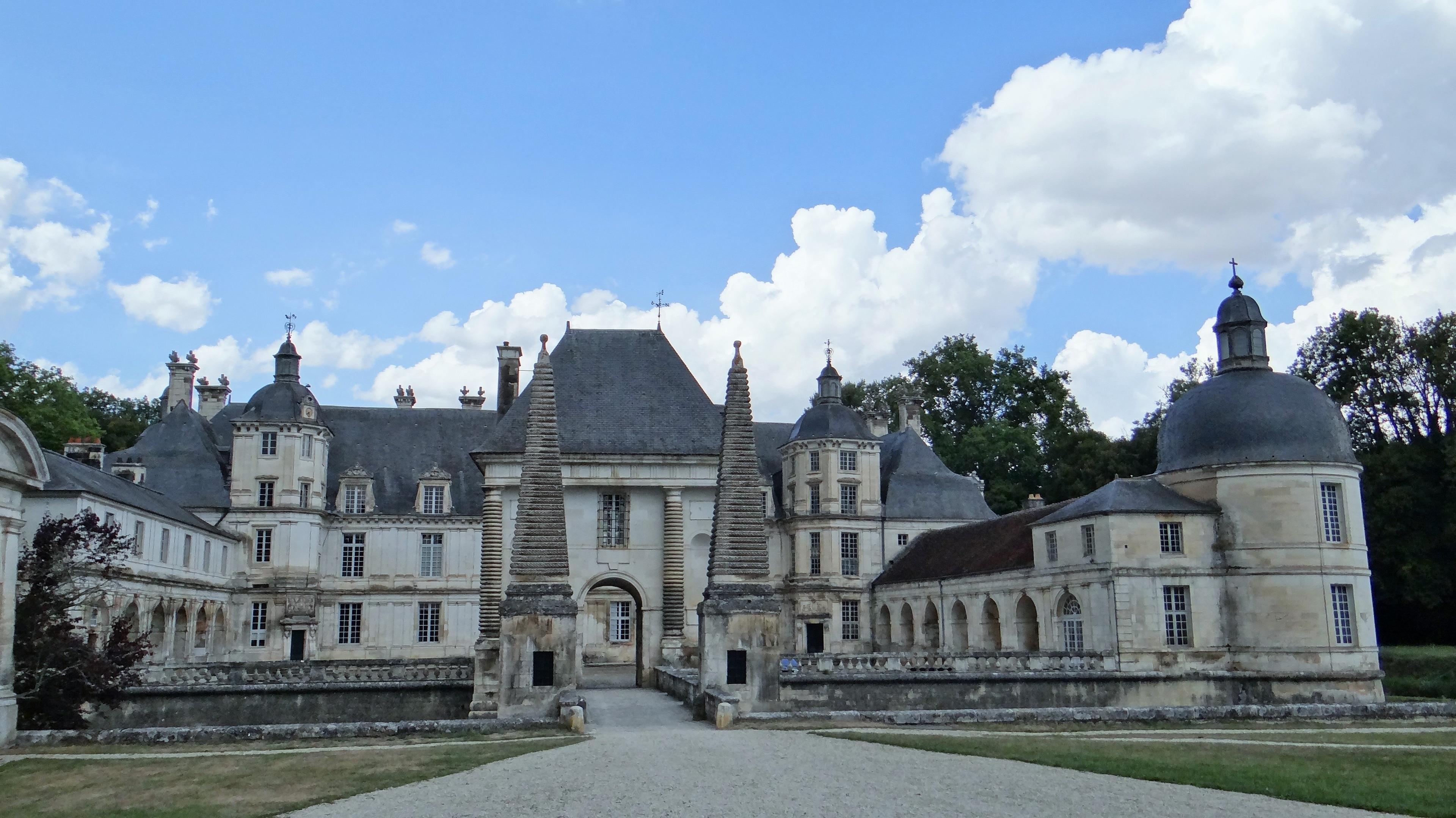 Tanlay, Yonne, France