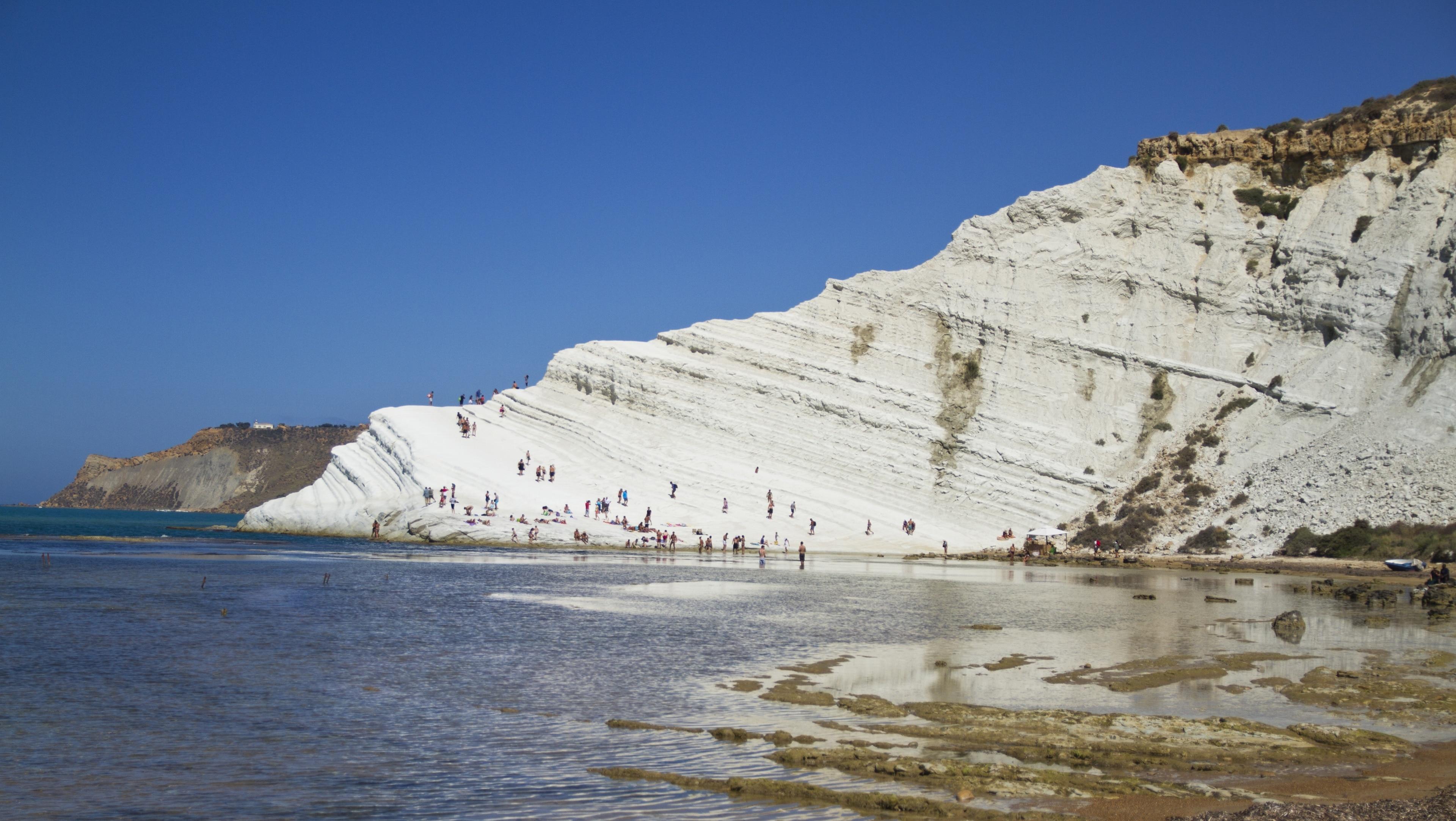 Ferienwohnung Strand von Scala dei Turchi, Realmonte Villen ...